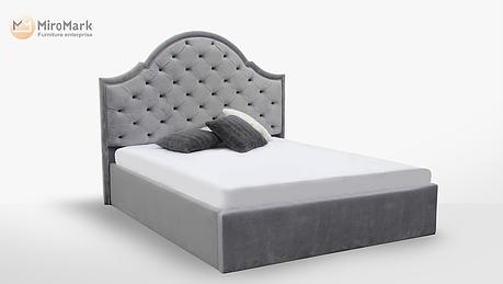 Кровать Милан 1,60 м. (ассортимент цветов), фото 2