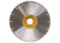 Диск алмазный отрезной сегментный Sparta 115 х 22,2 мм