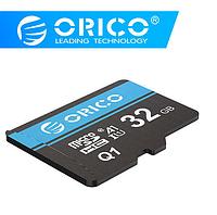 Карта памяти Micro SD 32Gb ORICO Class 10 + Адаптер