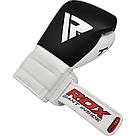 Боксерские перчатки RDX Pro Gel 14 ун., фото 4