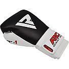 Боксерские перчатки RDX Pro Gel 14 ун., фото 5