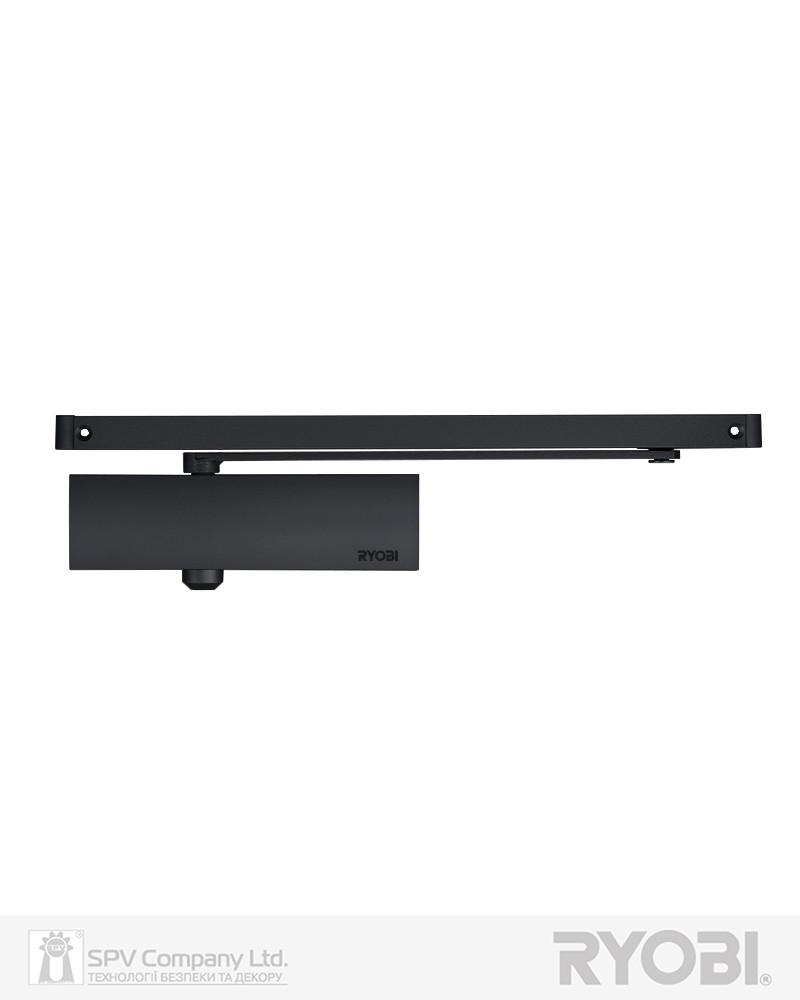 Універсальний дверний доводчик RYOBI 1200 D-1200T GREY_ANTHRACITE SLD_HO_ARM EN_3 60кг 950мм