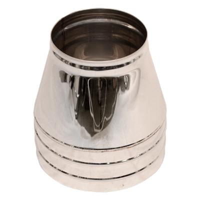 Конус дымоходный нерж/нерж ø300/360мм