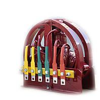 Трансформатор напряжения трехфазный защищенный (откр) ТСУ-0,1 220/12 Элтиз