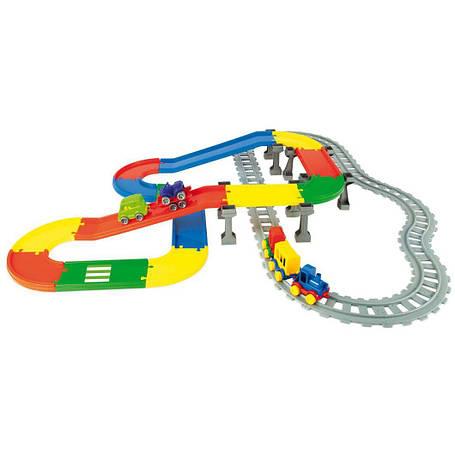 Трек Play Tracks 6,3 метра Wader 51510, фото 2