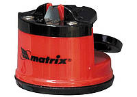 Приспособление для затачивания ножей любого типа Matrix крепление на присоске