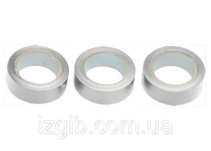 Набор изоленты белой Matrix 19 мм х 10 м, 3 шт.