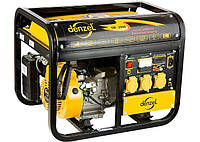 Генератор бензиновый Denzel DB3500, 3 кВт, 220В/50Гц, 15 л, ручной пуск