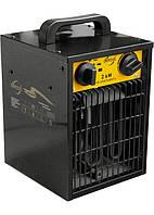 Тепловой вентилятор электрический Denzel FHD - 2000, 2 кВт, 220В/50 Гц