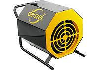 Тепловая пушка электрическая шестигранная 3кВт Denzel DFG01-30