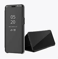 Чехол-книжка Mirror для Samsung A10S 2019 / A107F Зеркальная Черный