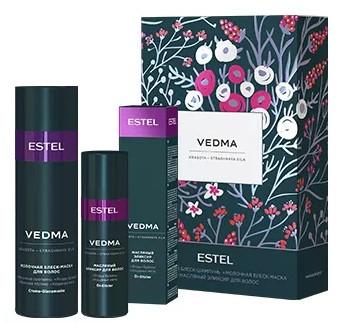 Набір VEDMA by ESTEL шампунь 250 мл + маска 200 мл + масло-еліксир 50 мл