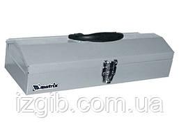 Ящик для інструменту Matrix 410х154х95 мм металевий