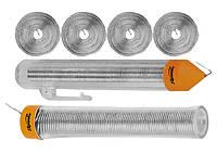 Припой Sparta Sn60Pb40, D 1 мм, 10 г, в пластмассовой тубе