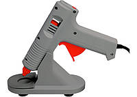 Клеевой пистолет с регулировкой температуры Matrix 100W - 220V, с подставкой