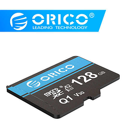 Карта памяти Micro SD 128Gb ORICO Class 10 + Адаптер