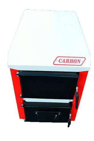 Carbon КСТО-12 твердотопливный котел, фото 2