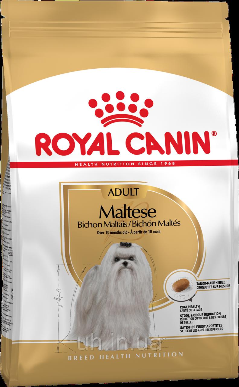 Royal Canin Maltese Adult сухой корм для собак 0,5КГ