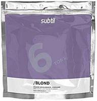 """Безаммиачный освеляющий порошок Ducastel """"Subtil Blond""""(6 тонов), 450 гр"""