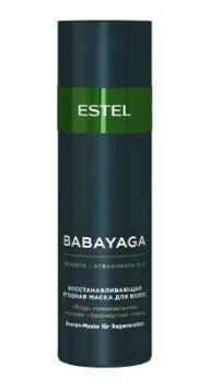 Відновлююча ягідна маска для волосся BABAYAGA by ESTEL 200 мл