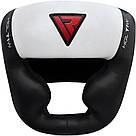 Боксерский шлем с защитой подбородка RDX WB S, фото 4
