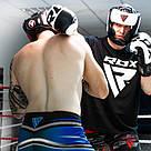 Боксерский шлем с защитой подбородка RDX WB S, фото 7
