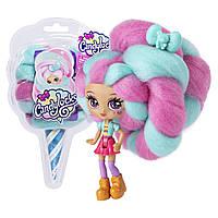 Кукла Кендилокс сладкая вата с цветными волосами Candylocks (США) Spin Master Оригинал