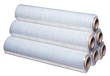 Упаковочная стрейч пленка 17 мкм × 500 мм × 2,5 / 350 м.