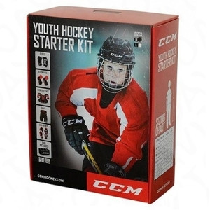 Комплект хоккеиста CCM ENTRY KIT YTH.