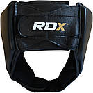 Боксерский шлем RDX White XL, фото 2