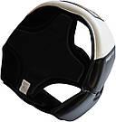 Боксерский шлем RDX White XL, фото 4
