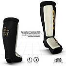 Накладки на ноги, защита голени RDX Soft Black S, фото 3