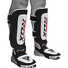 Накладки на ноги, защита голени RDX Leather S, фото 2