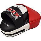 Лапы боксерские RDX Gel Focus Red, фото 5