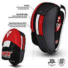 Лапы боксерские RDX Gel Focus Red, фото 6