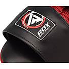 Лапы боксерские RDX Multi Red, фото 4
