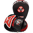 Лапы боксерские RDX Multi Red, фото 7