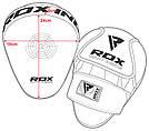 Лапы боксерские RDX Multi Red, фото 8