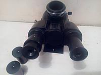 Микрофотонасадка автоматическая МФНЭ-1(тринокулярная насадка), фото 1
