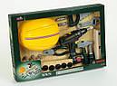 Набор инструментов с с каской и шуруповертом BOSCH Klein 8418 Уценка, фото 4