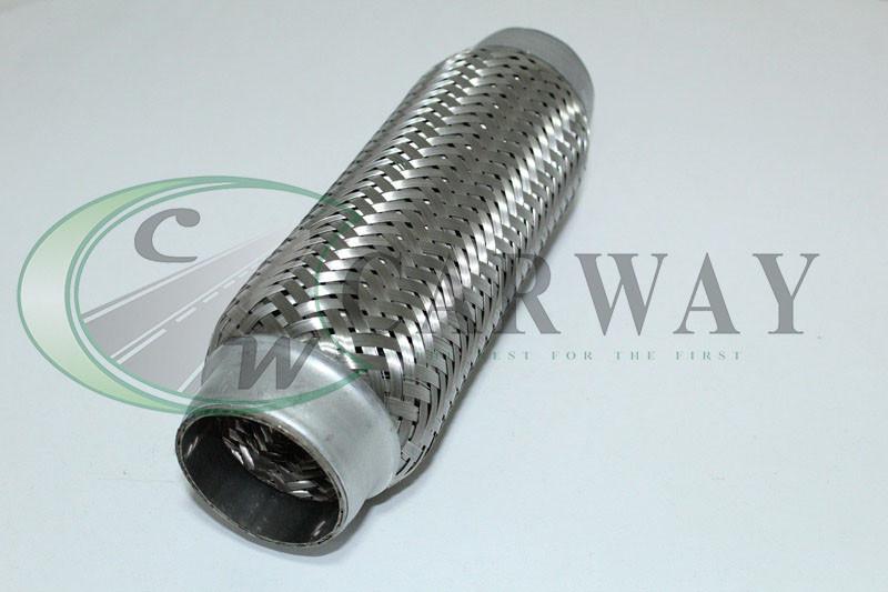 Гофра глушителя 55х200 (3-х слойная) Daewoo Leganza, Hyundai Tucson A55200 AGK