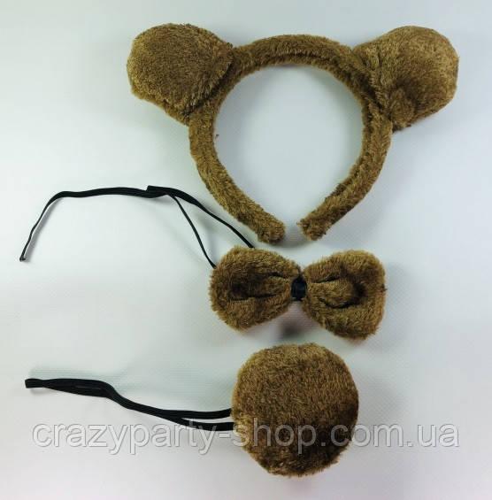 Карнавальный набор Медведь