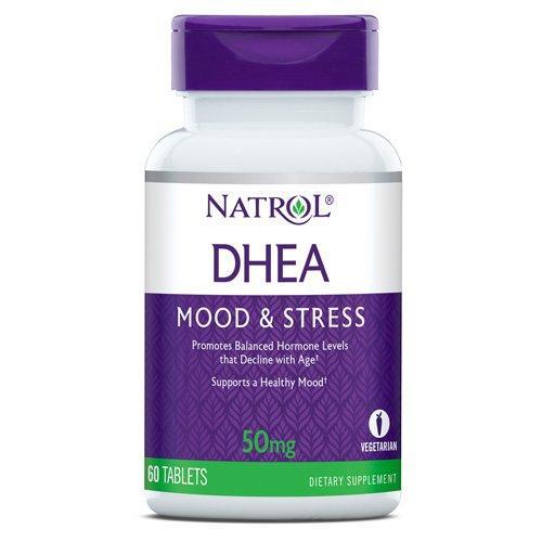 Natrol ДХЕА 50 mg 60 caps