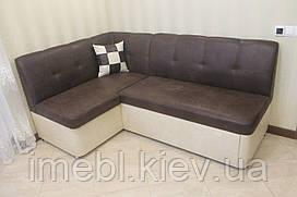 Кухонний розкладний кутовий диван