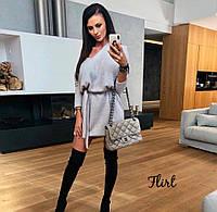Платье «Кейтлин» новинка 2019 цвет серый