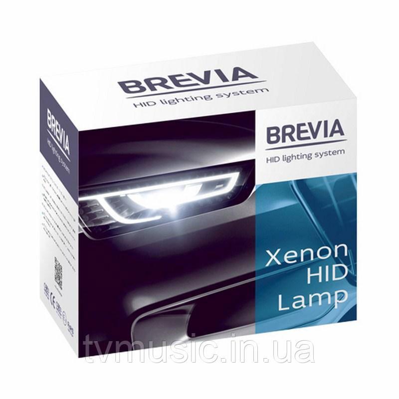 Ксеноновая лампа BREVIA D3S 85V 35W 4300K