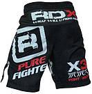 Шорты MMA RDX X3 Old XS, фото 3