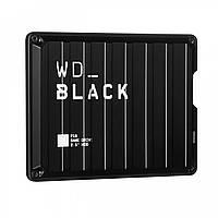 Зовнішній жорсткий диск  WD BLACK P10 Game Drive 4000