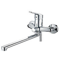Смеситель для ванны с длинным изливом IBERGRIF ROMA M13150