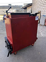 Шахтный твердотопливный котел CARBON- КСТШ-15 ЄК (водян. Колосники, без обшивки)